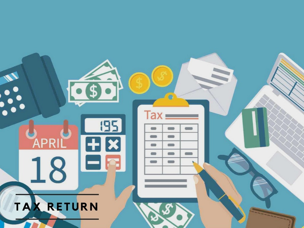 Tax Return Image