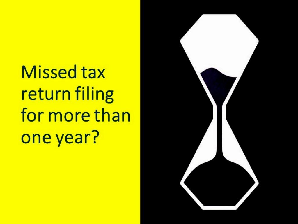 Tax Return Failure Image